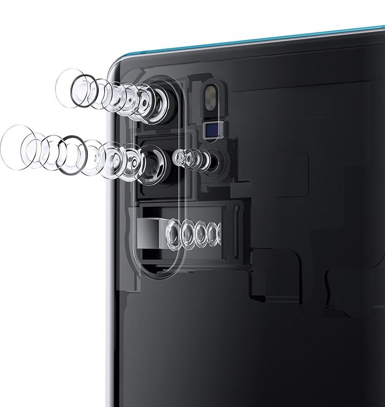 p30 pro leica quad camera