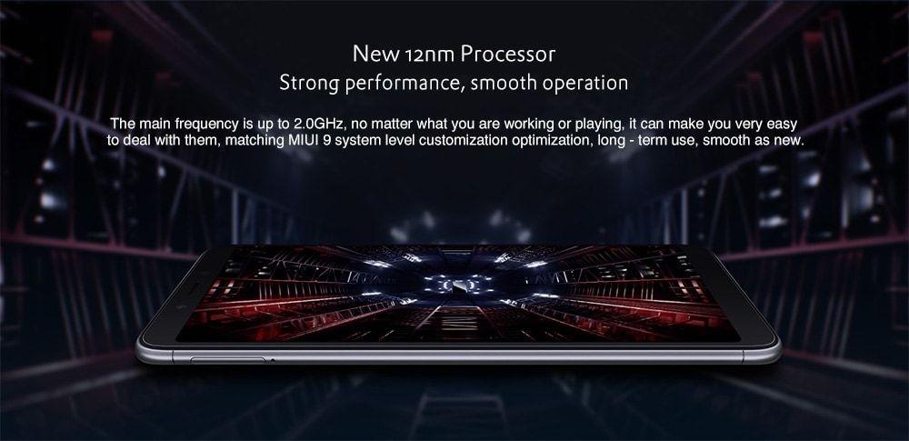 2GB RAM 32GB ROM 13.0MP Rear Camera- Black