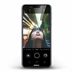 Nokia 7.1 dual sight camera