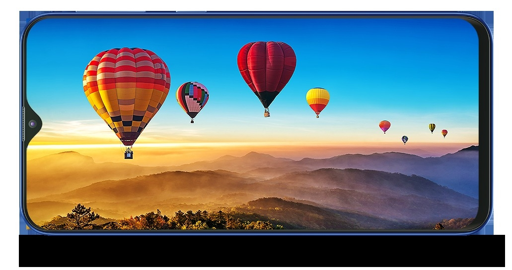 Infinity Display - Samsung Galaxy M20