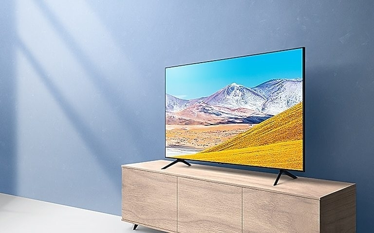 Transforms everything into crystal clear 4K