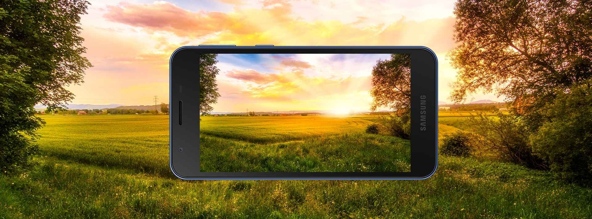 Samsung Galaxy A2 Core 5 inch qHD TFT Display