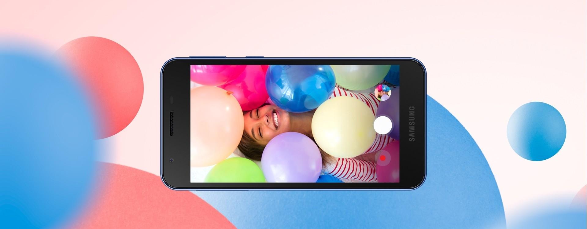 Samsung Galaxy A2 Core Front & Rear Camera