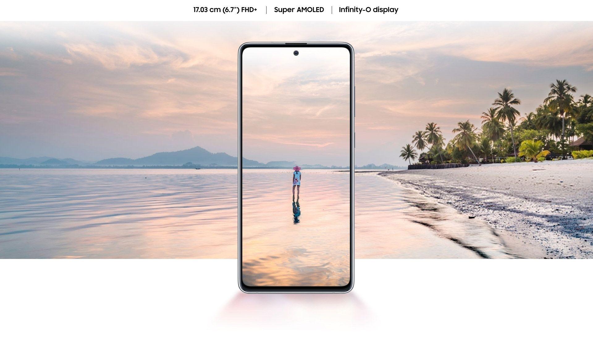 Samsung Galaxy Note10 Lite - Features