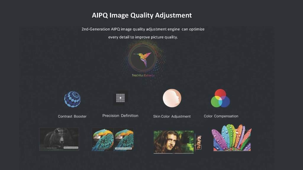 Image Quality Adjustment