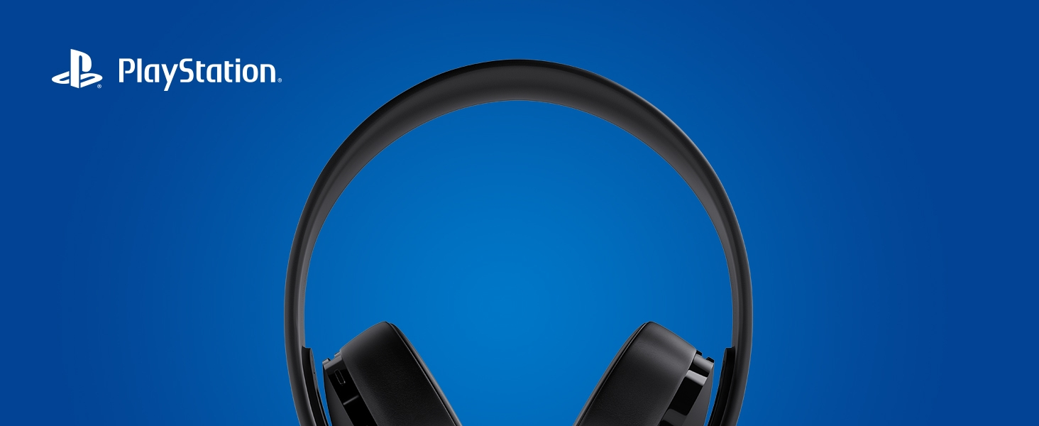 PlayStation Gold Wireless Headset PlayStation 4