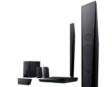 Sony 5.1 Channel DVD Home Thaeater System - DAV-DZ650