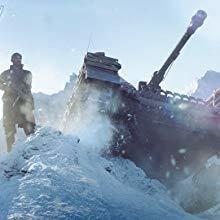 Battlefield V tank