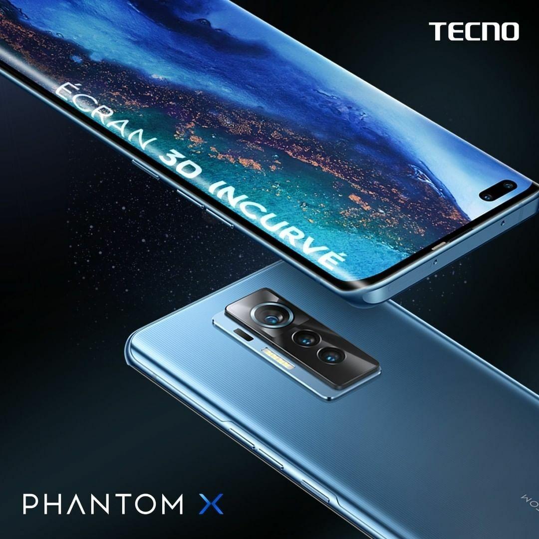Tecno Phantom X officially confirmed and pre-orders begin - Gizmochina