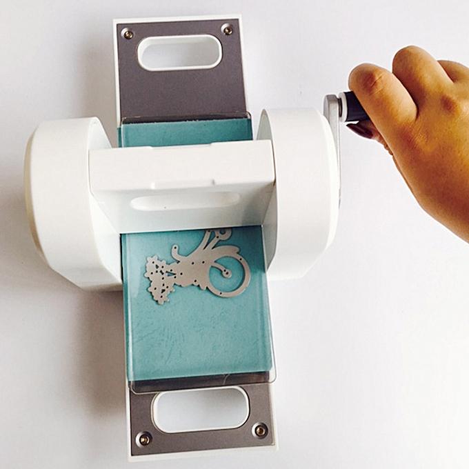 Die Cut Paper Cutting Machine Scrapbooking Cutter Cutting Die Machine For  DIY