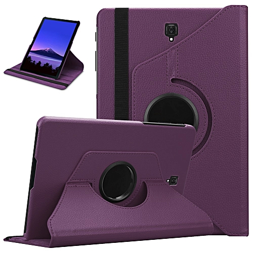 official photos 0bda9 4e30d Hiamok For Samsung Galaxy Tab S4 10.5 T830 /T835 Rotating 360° Smart Stand  Case Cover