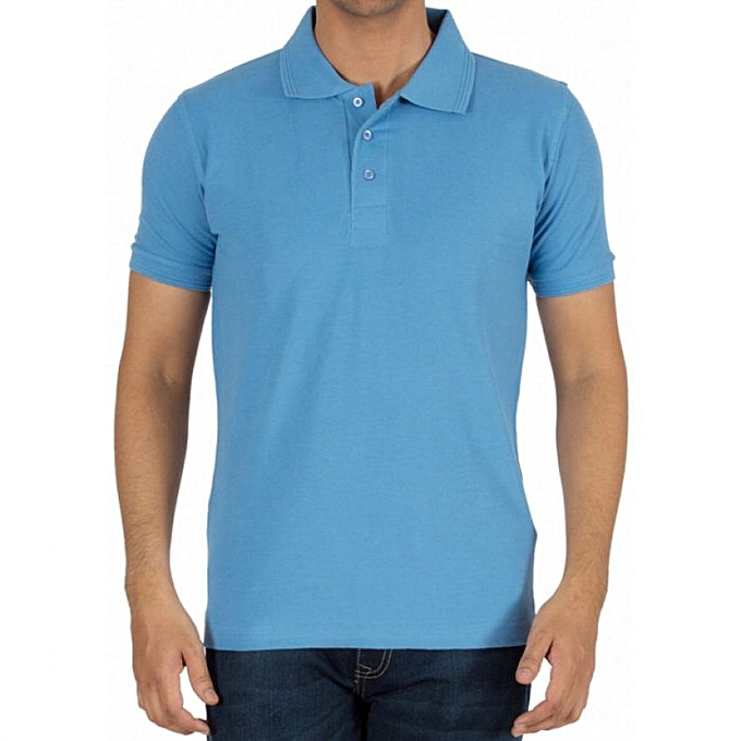 Polo Blue Men s Uganda T Sky Jumia Shirt UHCqUEw 223c29da21c
