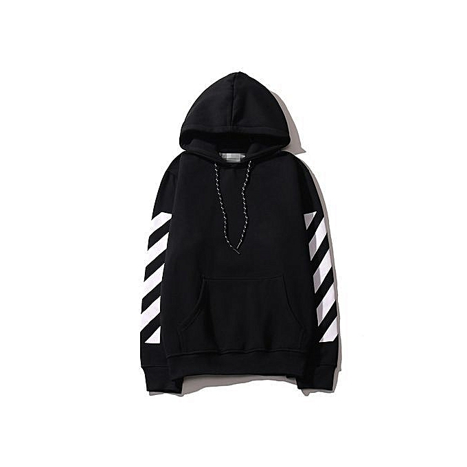 062ec9050 Refined Off Hop Black Hip Hoodie With The Off-black Tags Exo GD Religious  Fleece