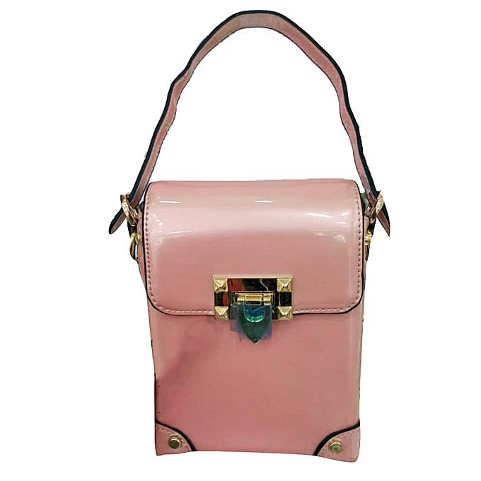 04caa018646 Women's Trendy Cross-bag - Peach