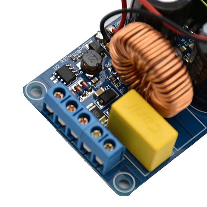 IRS2092S 500W Mono Channel Power Digital Class D HIFI Power Amplifier Board  black