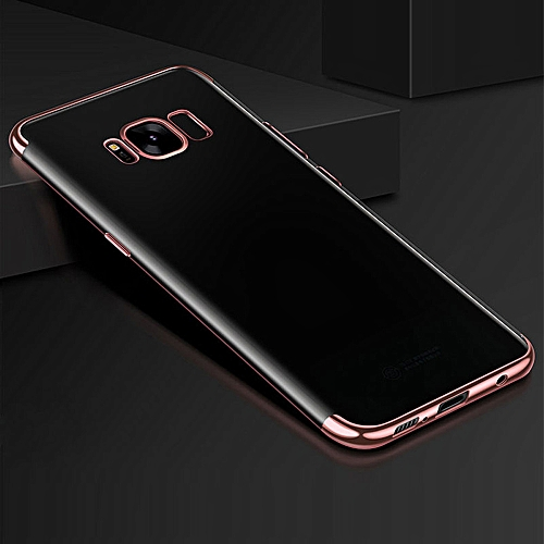 new concept 9ca92 afd2b For Samsung Galaxy S8 Luxury Ultra-thin Slim Clear Soft TPU Case Cover