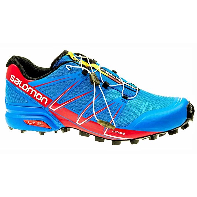 c2a19f7b5e4 Generic Salomon Speedcross 3 GTX Trail Running Shoes - Blue,Red ...