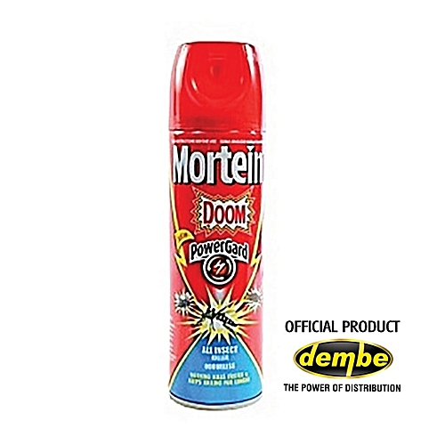 Mortein Odourless Doom - 600Mml