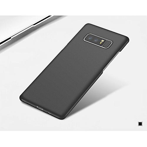 uk availability 47f23 ac2b1 Hiamok For Samsung Galaxy Note 8 Ultra-thin Luxury Hard PC Back Case Cover  BK