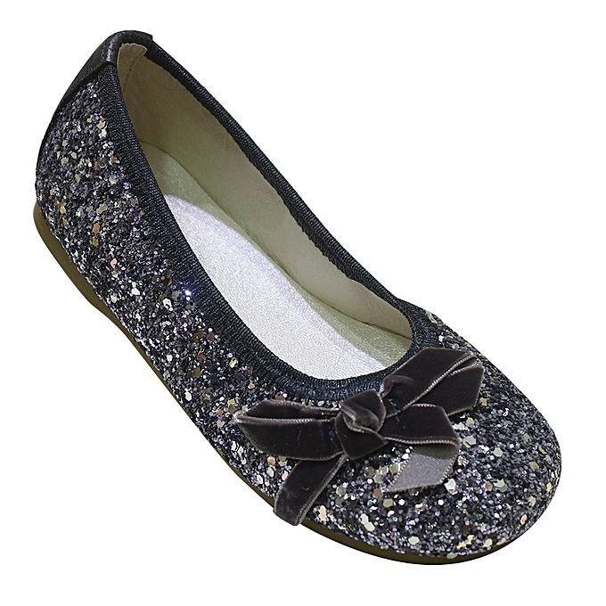 Buy Generic Girl's Bridal Shoe - Silver Online