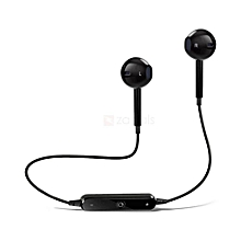 6009b223cd5 S6 Wireless Sports Headphones Bluetooth 4.1 Headsets Earbuds with Mic Sport  Stereo Headset Cancelling Earphone For