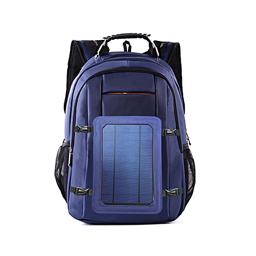 107239e3d Buy Generic Solar Power Outdoor Charging Backpack with USB Port Waterproof  Breathable Travel Bag Wear-resisting Large Capacity Backpacks online |  Jumia ...