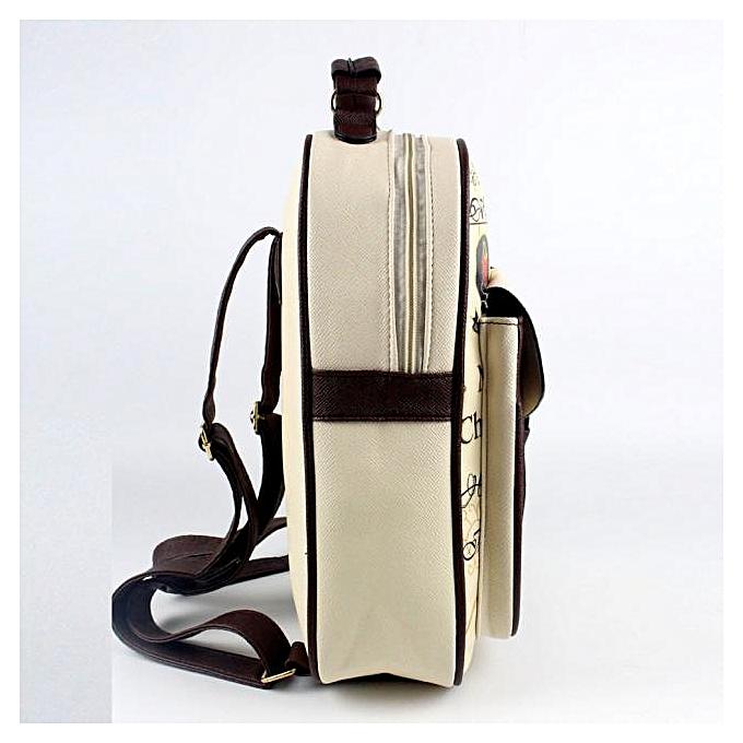 11add53a1e Haimok Women Fashion Simple Satchel Backpack Rucksack Shoulder School BG