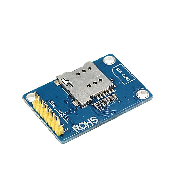 SIM800L Wireless GSM GPRS Module Quad-Band Antenna Cable Cap V2 0 5V