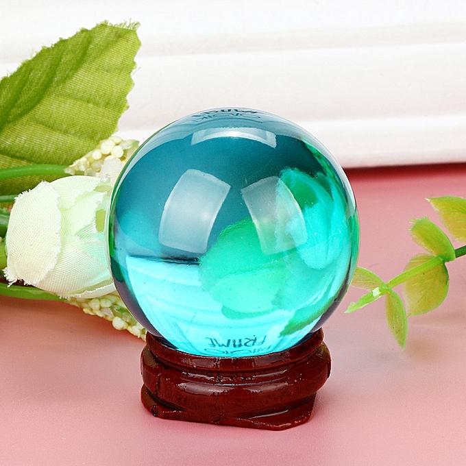 (Xiuxingzi) HOT! 40mm Natural Quartz Magic Crystal Ball Healing Ball Sphere  And Stand