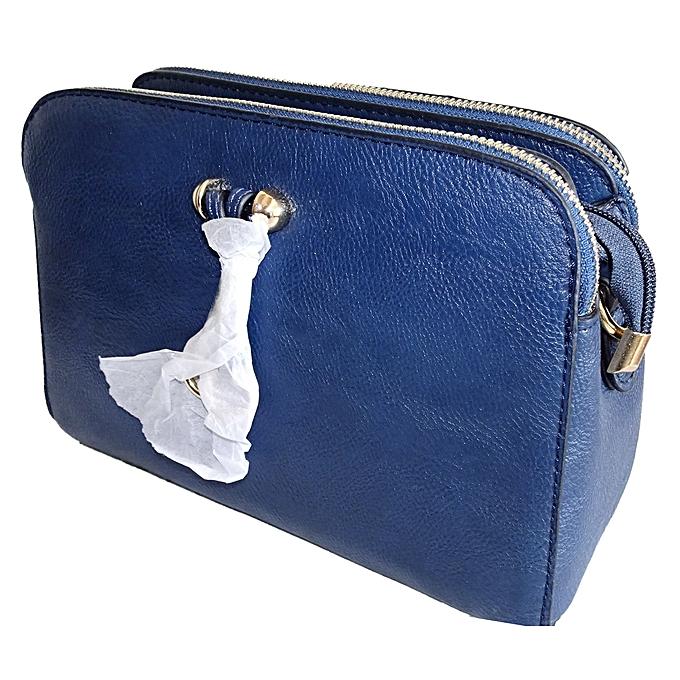 ea23df3d938 Ladies' Hand Bag - Navy Blue