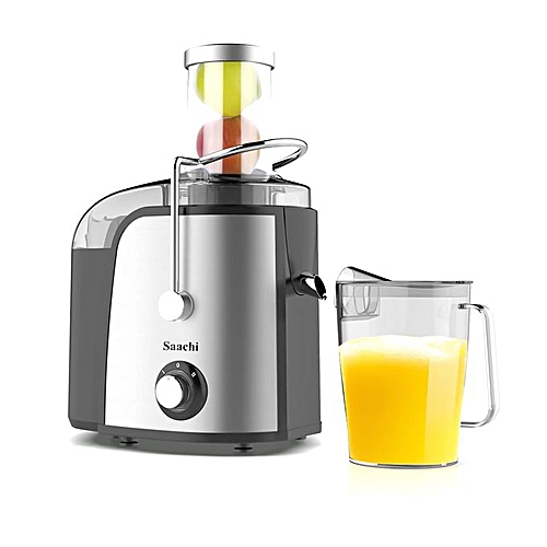 Saachi 2 Speed control with Pulse Stainless Steel Juicer, Fruit And  Vegetable Juice Extractor