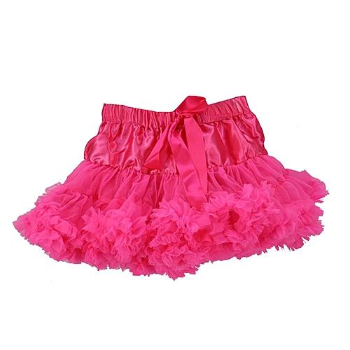 71e667804 Buy Generic Cute Baby Girls Pettiskirt Princess Dress Tutu Skirts Fancy  Ballet Party Dancewear-Pink online   Jumia Uganda