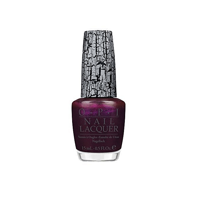 Buy Other OPI Nicki Minaj Super Bass Purple Shatter Nail Polish Top ...