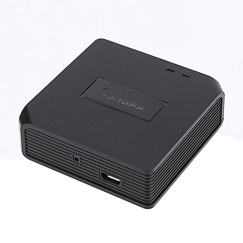 Sonoff RF Bridge 433 Smart Home Automation Module Home Universal Timer black