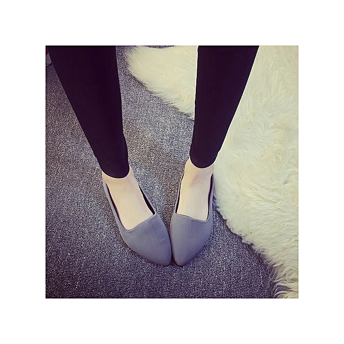 cfb5e280e34 Stylish Casual Flat Non-slip Pregnant Women Work Shoes