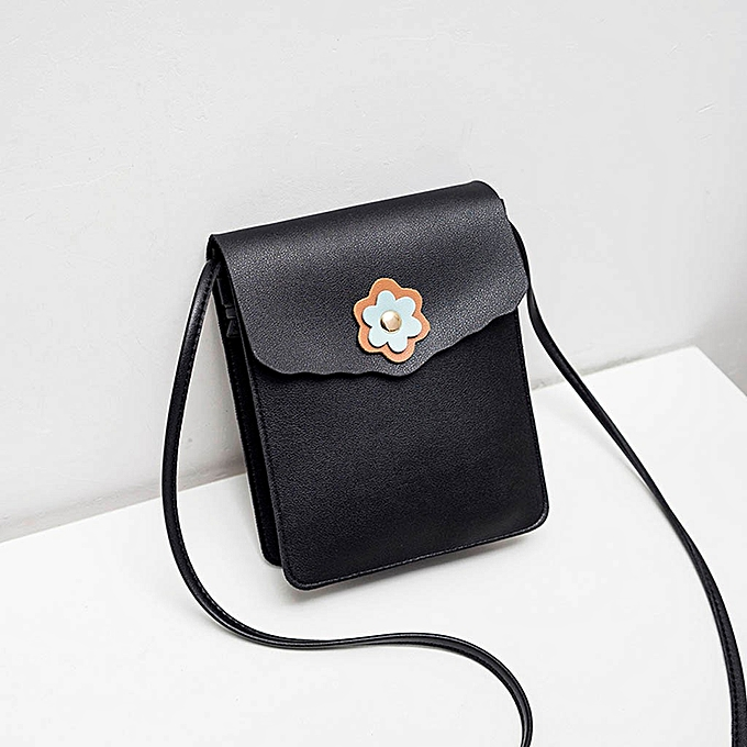 a297b238a26c Haimok Fashion Lady Shoulders Small Backpack Letter Purse Mobile Phone  Messenger Bag