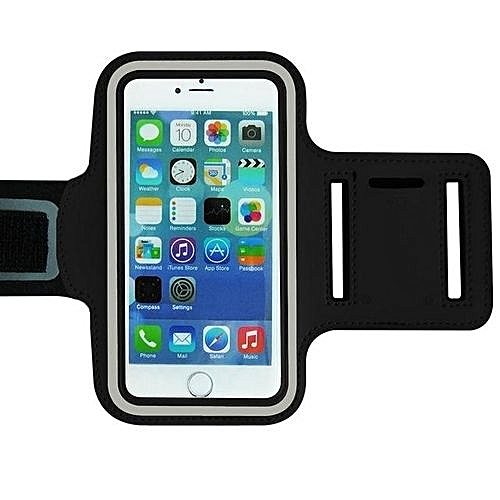 on sale 91330 fd1ff Arm Band, Running Exercise Gym Sportband For Samsung Galaxy Note 4/ Note5/  S7 Edge Plus Water Resistant Key Holder Armband For 5.5 To 6.0 Inch Phone -  ...