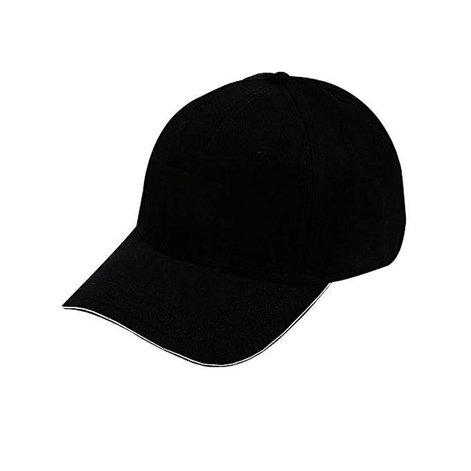 plain black cap jumia uganda