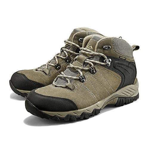 f69b35f47ca Men Hiking Boots Lightweight Breathable Waterproof Outdoor Backpacking  Climbing Hiking Shoes Boots