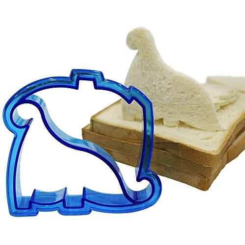 Sandwich Moulds Bread Molds DIY Plastic Pupply Star Bread Cutting Tools blue