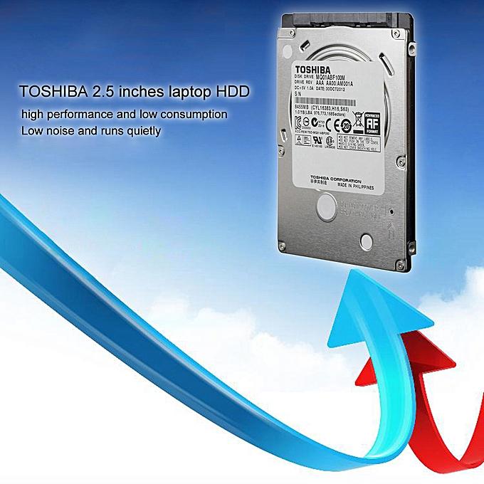 TOSHIBA 1TB Laptop HDD Internal Notebook Hard Disk Drive 9 5mm 5400RPM  2 5-inch SATA 6Gb/s 8MB Cache MQ04ABF100