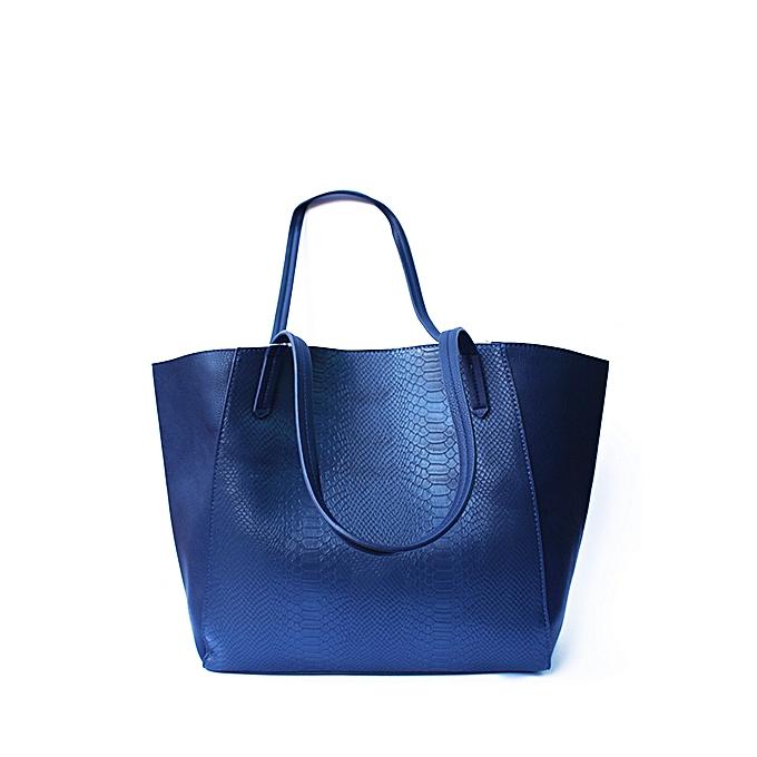 863067ad291 Ladies Designer Bag - Navy Blue