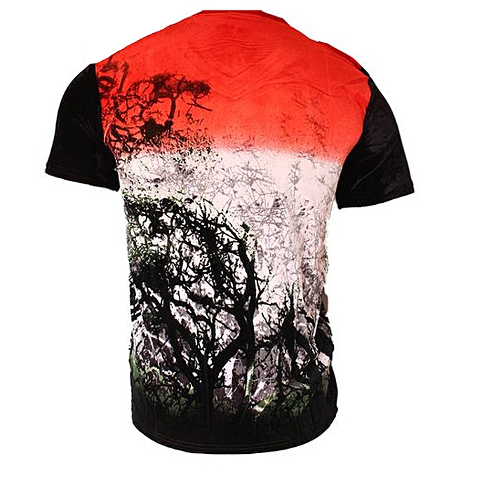 6ccb294eb Generic Short Sleeve Velvet T-Shirt - Black   Jumia Uganda