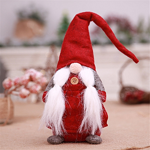 Buy Generic 17 Inches Handmade Christmas Gnome Swedish Figurines Holiday Decoration Gifts online | Jumia Uganda