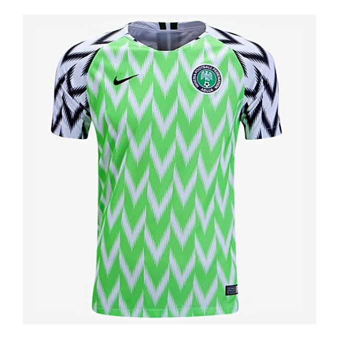 be1eb5fa8a7 Generic Nigeria 2018 FIFA World Cup Jersey