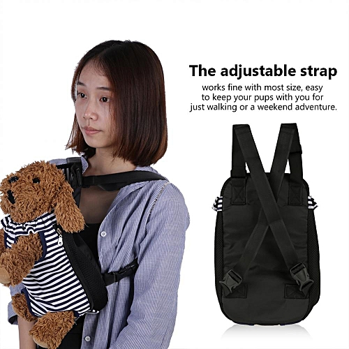 55cc509773 Generic Portable Dog Cat Pet Double Shoulder Carrier Bag Backpack Travel  Outdoor | Jumia Uganda