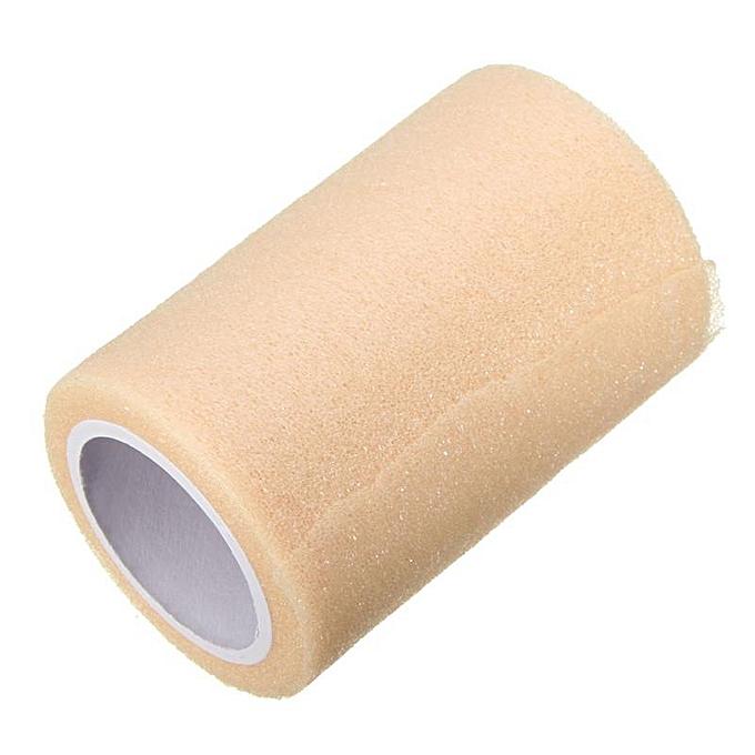 6cm*2 5m Feet Nude Foam Medical Therapy Sports Tape Bandage Body Slim Sponge