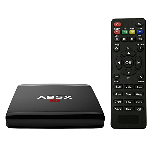 a95x pro android 7.1.2 tv box