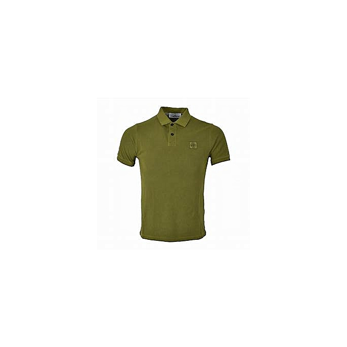 Other Plain Army Green Women s Polo T-Shirt  4d1e508231