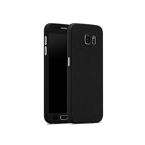 5acf78251 360 360 rubber Phone Case For Samsung Galaxy S6 - Black